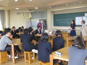 Japanese High School Workshop