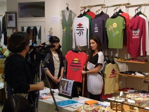Japanese TV Show Demonstration